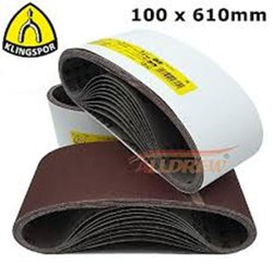Abrasive Belts