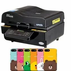 Plastic 3d Sublimation Machine For Printing Mobile Covers Mugs Ceramic Plates