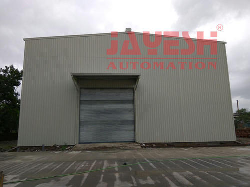 Electrical Rolling Shutter, Size: Tailor Made