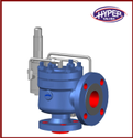 Angle Type Pilot Operated Safety Relief Valve