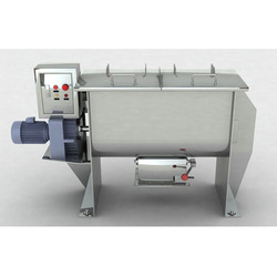 Horizontal Chemical Blenders