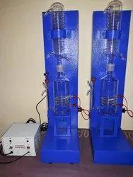 Quartz Double Distillation Unit