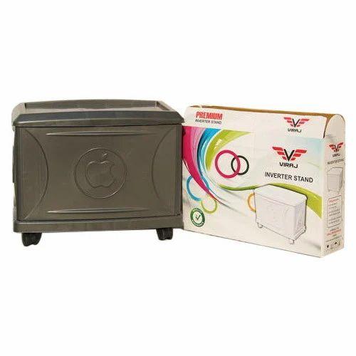 FRP Grey Inverter Single Battery Trolley, Box Size (mm X Mm X Mm): 640X420X520 Mm