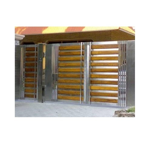 Stainless Steel Gates Designer Ss Residential Main Gates