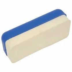 Blue Plastic Whiteboard Rectangular Duster