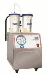 The High Vacuum - Medium Capacity Suction Unit - 604SS