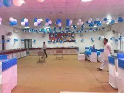 School Party Tent Decoration Service