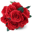 Red Artificial Flower