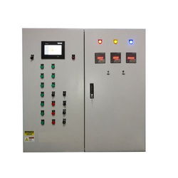 Fully Automatic Three Phase Sewage Treatment Plant Control Panel, IP Rating:IP40
