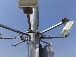 High Mast Pole 25 Mtr