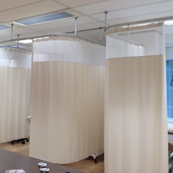 Hospital cubical Curtain track