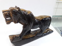 Tiger Eye Stone Made Tiger Statue