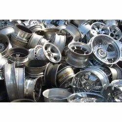 Aluminum Silver Recyclable Aluminium Wheel Scrap