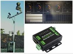 Automatic Weather Station- Wired