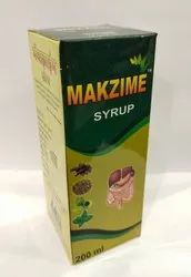 Makzime Syrup, Packaging Size: 200 Ml