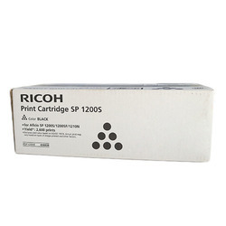 SP 1200S Ricoh Black Toner Cartridge