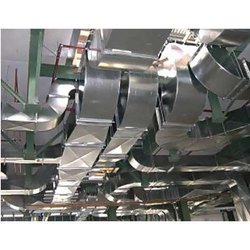 Hitachi HVAC Duct, for Industrial & Residential Use