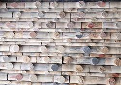 Stone Mosaic bamboo