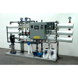 4000 LPH Industrial Water Treatment Plant