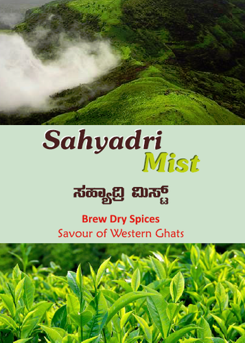 Sahyadri Mist Tea Leaf Powder, Pack Size: 1