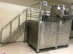 Advance Pilot Rapid Mixer Granulator