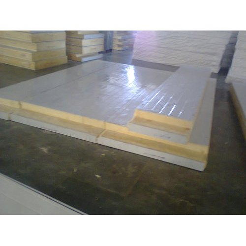 Svarn Puf Cold Storage Insulated Wall Panels