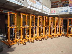 Hydraulic Reel Stacker