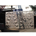 Outdoor Cast Iron Gate