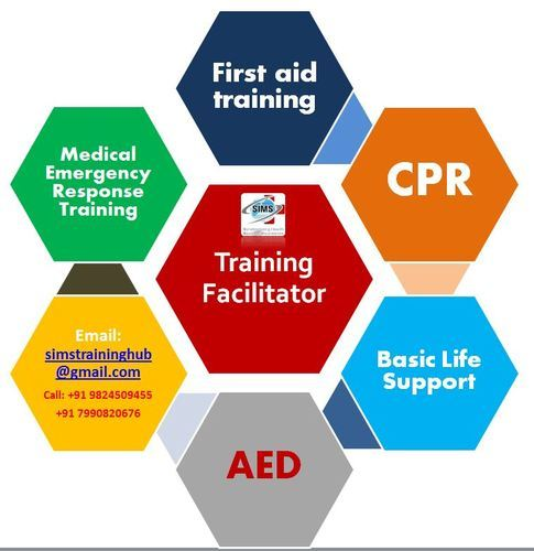 First Aid Training CPR ,BLS Medic First in Surat, Cpr First