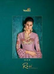 Vardan Designer Rozi Silver Vol-1 Readymade Salwar Kameez Catalog Collection at Textile Mall