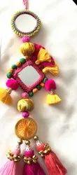Home Decorative  mirror Tassels