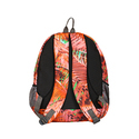 Orange Color Spring Backpack