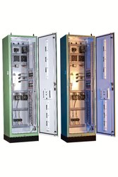 3 Phase Electric Control Panels, For Industrial