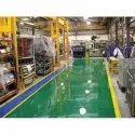 Industrial Epoxy Flooring Service