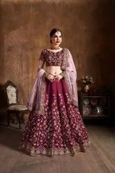 Designer Heavy Embroidery Lehenga Choli