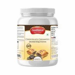 Vanilla Egg Less Casablanca Chocolate Creamfill, Packaging Size: 2.5 Kg