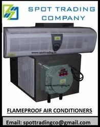 Flameproof Split AC
