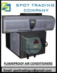 Flameproof Split AC, For Industrial, Capacity: 1.5 Tonne And 2 Tonne