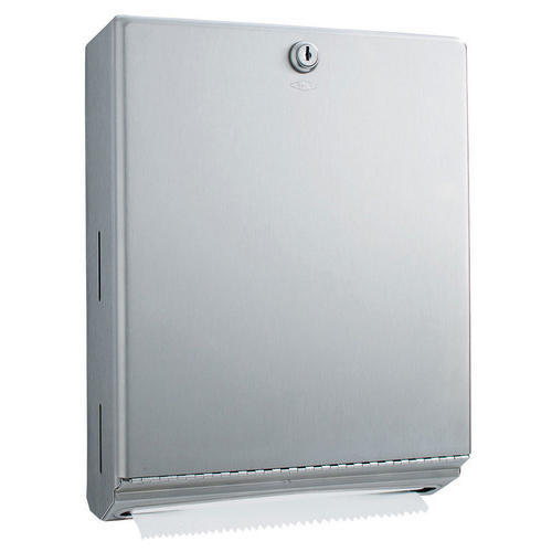 B262 Stainless Steel Paper Towel Dispenser