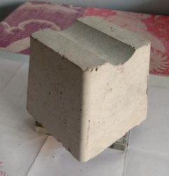Rectangle 75 Mm Footing Concrete Cover Block