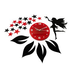 Modern Acrylic Wall Clock