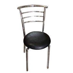 M.S. Chrome Plated Hotel / Cafe / Restaurant / Dining Chair