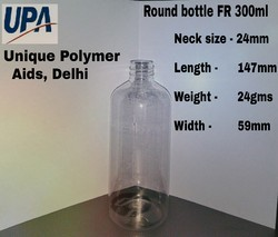 Round Bottle FR 300ml