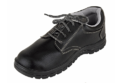 Indcare Zara Steel Toe Black Safety Shoes
