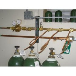 Oxygen Gas Manifolds