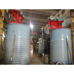 Mild Steel Chemical Reactor