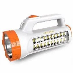 L3094 Dual Function Rechargeable LED Torch