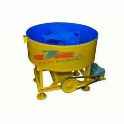1.5kW Pan Concrete Mixer