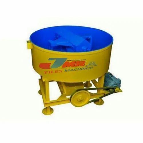 JMR 1.5kW Pan Concrete Mixer