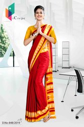 Uniform Sarees For Jewellery Shop